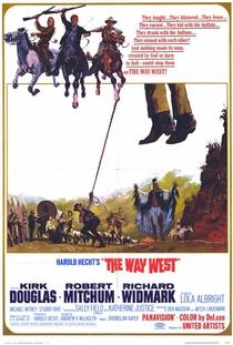 Desbravando o Oeste - Poster / Capa / Cartaz - Oficial 1