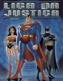 Liga da Justiça (1ª Temporada) - Poster / Capa / Cartaz - Oficial 2