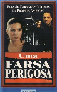 Uma Farsa Perigosa - Poster / Capa / Cartaz - Oficial 1