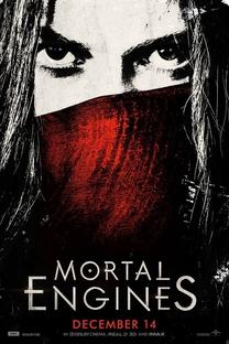 Máquinas Mortais - Poster / Capa / Cartaz - Oficial 2