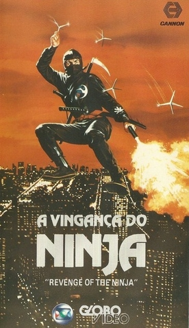 Resultado de imagem para A Vingança do Ninja (1983 )