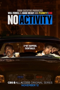 No Activity (1ª Temporada) - Poster / Capa / Cartaz - Oficial 1