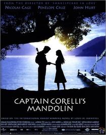 O Capitão Corelli - Poster / Capa / Cartaz - Oficial 4