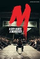 M – A Caça de um Assassino (M - Eine Stadt sucht einen Mörder)