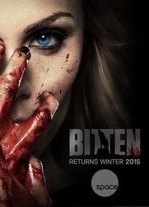 Bitten (2ª Temporada) - Poster / Capa / Cartaz - Oficial 1