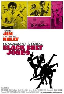 Jones, o Faixa Preta - Poster / Capa / Cartaz - Oficial 1