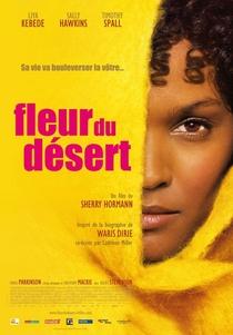 Flor do Deserto - Poster / Capa / Cartaz - Oficial 5
