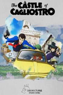 O Castelo de Cagliostro - Poster / Capa / Cartaz - Oficial 25