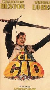 El Cid - Poster / Capa / Cartaz - Oficial 6