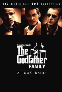 The Godfather Family: A Look Inside - Poster / Capa / Cartaz - Oficial 1