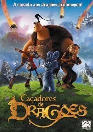 Caçadores de Dragões - Poster / Capa / Cartaz - Oficial 1