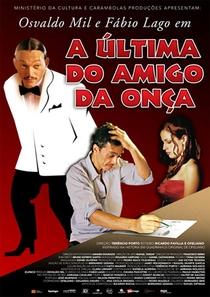 A Última do Amigo da Onça - Poster / Capa / Cartaz - Oficial 1