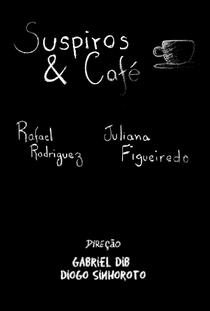 Suspiros E Café - Poster / Capa / Cartaz - Oficial 1
