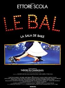 O Baile - Poster / Capa / Cartaz - Oficial 1