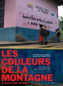 As Cores da Montanha - Poster / Capa / Cartaz - Oficial 2