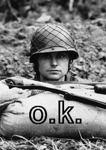 O.K. - Poster / Capa / Cartaz - Oficial 2