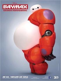 Operação Big Hero - Poster / Capa / Cartaz - Oficial 20