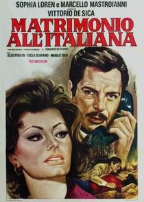 Matrimônio à italiana - Poster / Capa / Cartaz - Oficial 3