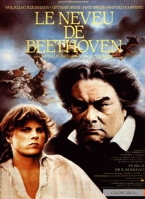 Le neveu de Beethoven - Poster / Capa / Cartaz - Oficial 1