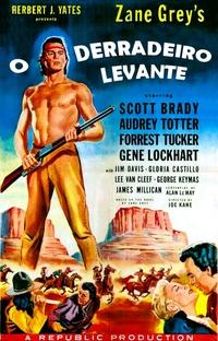 Derradeiro Levante - Poster / Capa / Cartaz - Oficial 1