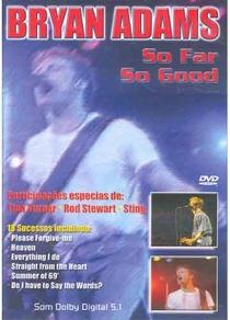 Bryan Adams - So Far So Good - Poster / Capa / Cartaz - Oficial 1