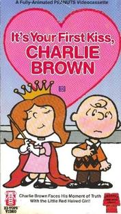 É o Seu Primeiro Beijo, Charlie Brown - Poster / Capa / Cartaz - Oficial 1
