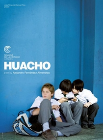 Huacho - Poster / Capa / Cartaz - Oficial 2