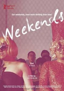 Weekends - Poster / Capa / Cartaz - Oficial 1