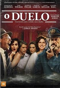 O Duelo - Poster / Capa / Cartaz - Oficial 2