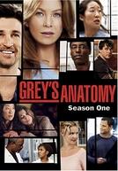 A Anatomia de Grey (1ª Temporada)