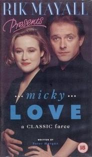 Micky Love - Poster / Capa / Cartaz - Oficial 1