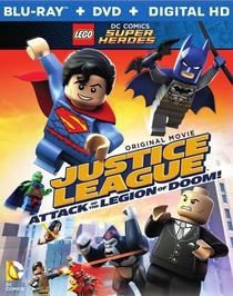 Lego Liga da Justiça - Ataque da Legião do Mal! - Poster / Capa / Cartaz - Oficial 2