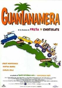 Guantanamera - Poster / Capa / Cartaz - Oficial 2