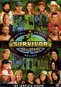 Survivor: All-Stars (8ª Temporada) - Poster / Capa / Cartaz - Oficial 1