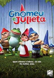 Gnomeu e Julieta - Poster / Capa / Cartaz - Oficial 4