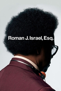 Roman J. Israel - Poster / Capa / Cartaz - Oficial 1