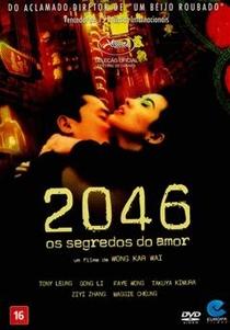 2046 - Os Segredos do Amor - Poster / Capa / Cartaz - Oficial 20