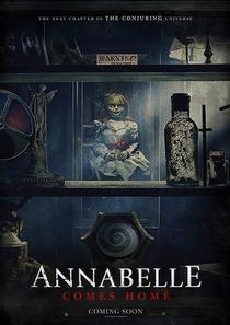 Annabelle 3: De Volta Para Casa - Poster / Capa / Cartaz - Oficial 1