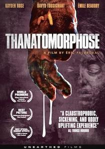 Thanatomorphose - Poster / Capa / Cartaz - Oficial 4