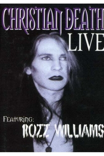 Christian Death Live - Poster / Capa / Cartaz - Oficial 1