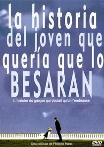 A História do Garoto Que Queria Ser Beijado - Poster / Capa / Cartaz - Oficial 2