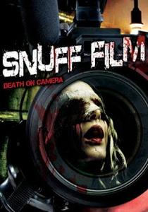 Snuff Film: Death on Camera - Poster / Capa / Cartaz - Oficial 1
