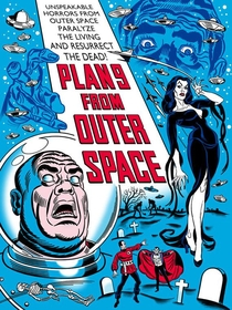 Plano 9 do Espaço Sideral - Poster / Capa / Cartaz - Oficial 15