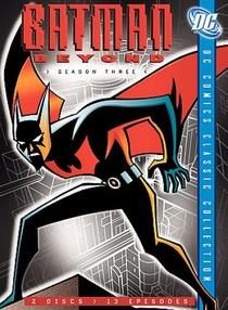 Batman do Futuro (3ª Temporada) - Poster / Capa / Cartaz - Oficial 1