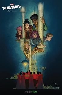Fugitivos (1ª Temporada) - Poster / Capa / Cartaz - Oficial 2