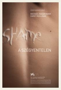 Shame - Poster / Capa / Cartaz - Oficial 3