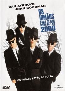 Os Irmãos Cara-de-Pau 2000 - Poster / Capa / Cartaz - Oficial 2