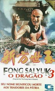 Fong Sai Yuk 3 - O Dragão - Poster / Capa / Cartaz - Oficial 1