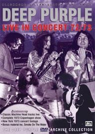 Deep Purple - Live In Concert - Poster / Capa / Cartaz - Oficial 1