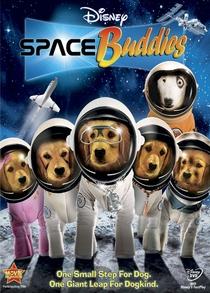 Space Buddies - Uma Aventura no Espaço - Poster / Capa / Cartaz - Oficial 1